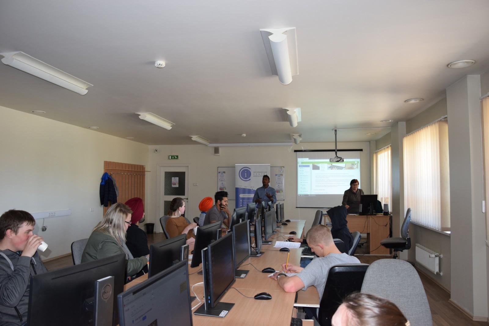 Apmācības par biznesu 16.maijs | Patvērums Drošā Māja