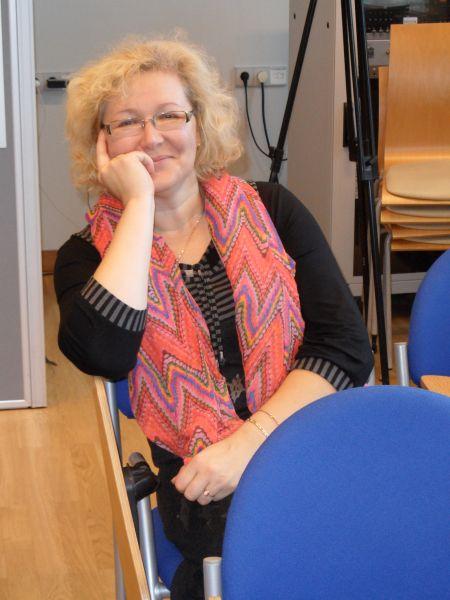 Biedrības juriste Gita Miruškina