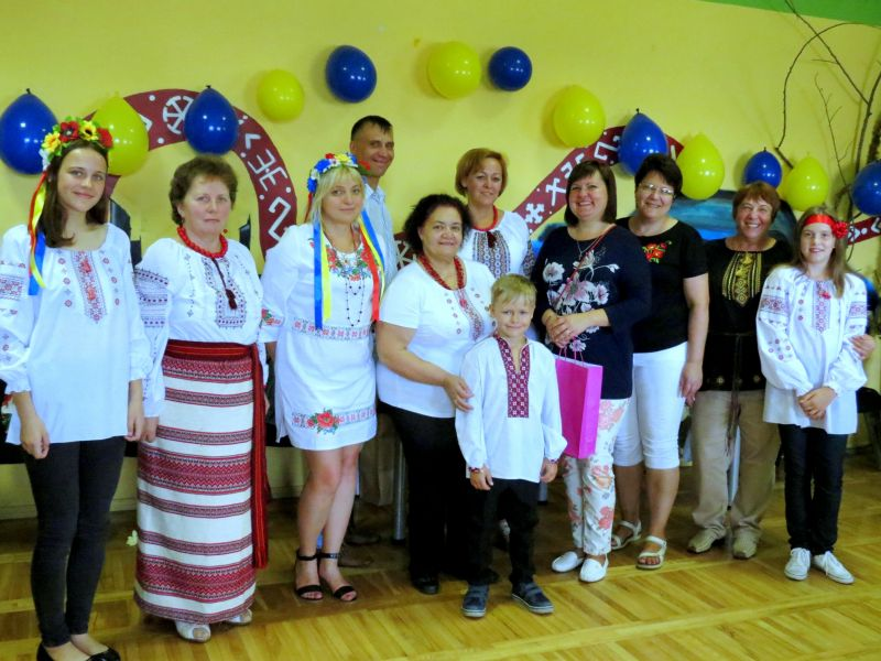 Мероприятие Украинской культуры | Patvērums Drošā Māja