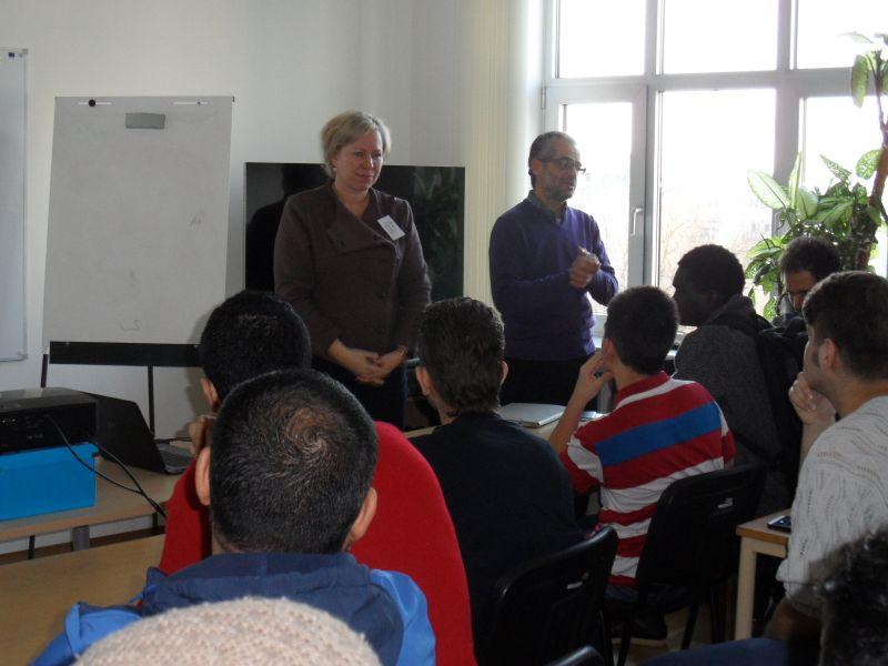 Introductory Course Lessons About Latvia have been Started | Patvērums Drošā Māja