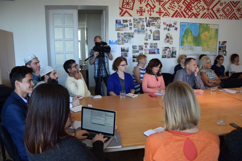 NVO Dialoga platforma 09.09. | Patvērums Drošā Māja