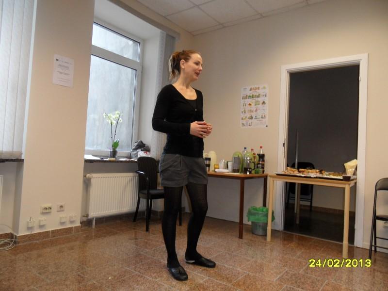 Brīvprātīgo apmācības, 24. februāris, trešo valstu valstspiederīgie