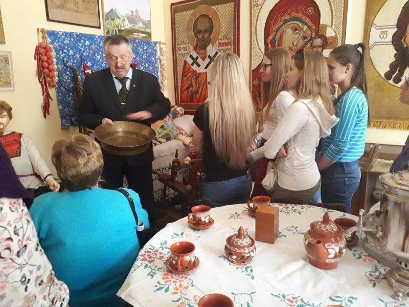 Viesos Krievu kultūras centrā Daugavpilī | Patvērums Drošā Māja