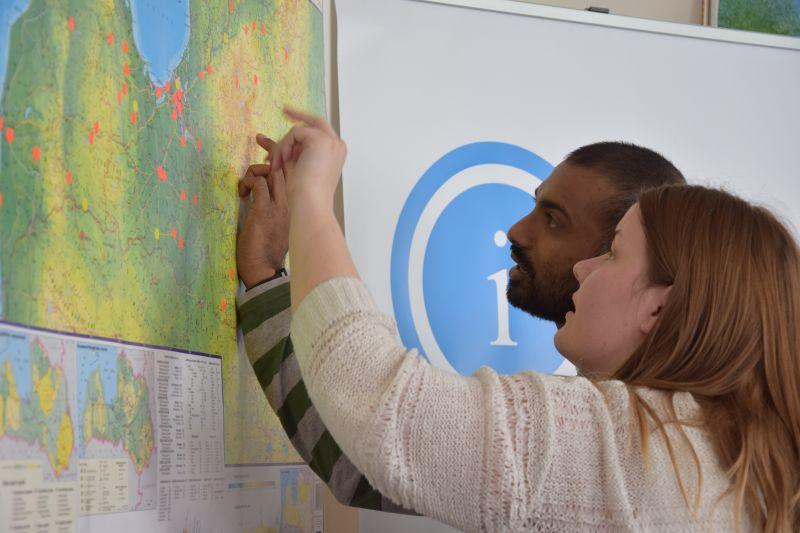 Mācības par Latviju februāris-marts | Patvērums Drošā Māja
