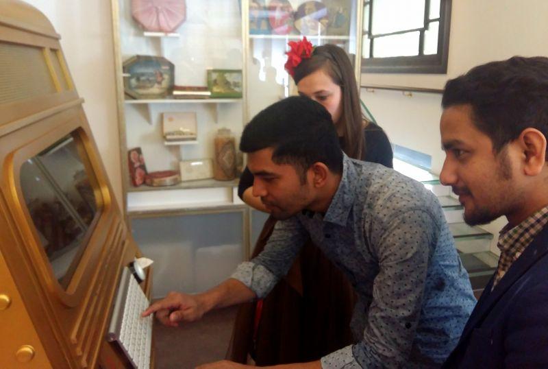 Šokolādes muzeja apmeklējums 13.grupa | Patvērums Drošā Māja