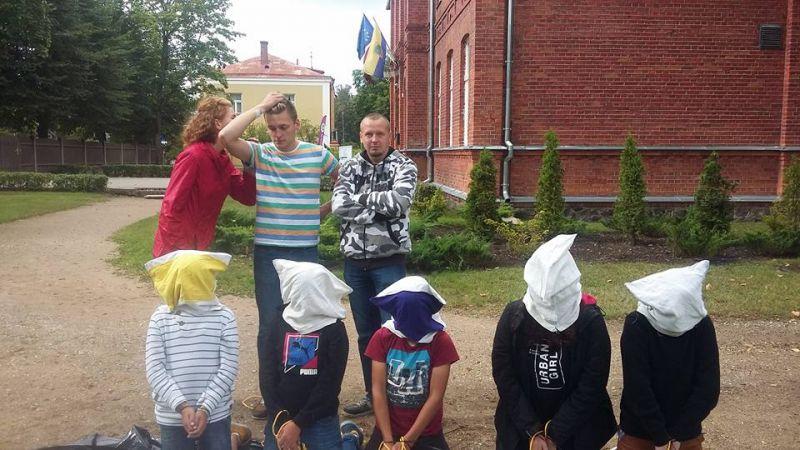 Simulācijas spēle Valmierā | Patvērums Drošā Māja
