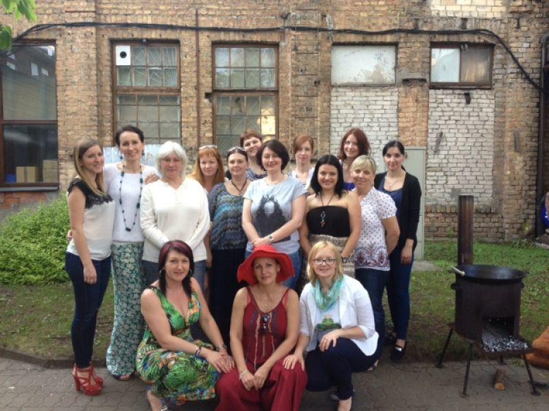 4.jūnija nodarbība radošajā darbnīcā | Patvērums Drošā Māja