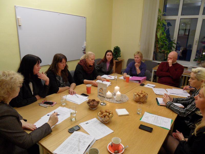 Diskusija par bēgļu situāciju Latvijā 17.12. | Patvērums Drošā Māja