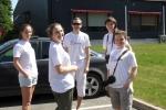 Brīvprātīgie piedalās Info dienā Stopiņos! | Patvērums Drošā Māja
