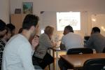 Nodarbība par nodarbinātību un veselības aprūpi   Patvērums Drošā Māja