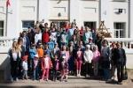 Integrācijas pasākums ģimenēm ar bērniem   Patvērums Drošā Māja